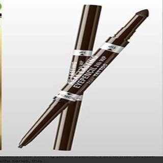 🚚 K-Palette 24H完美持久2用眉筆 #01