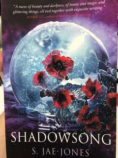 Shadowsong by S.Jae-Jones