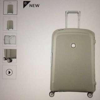 Delsey  70cm Belfort 4 wheel trolley case