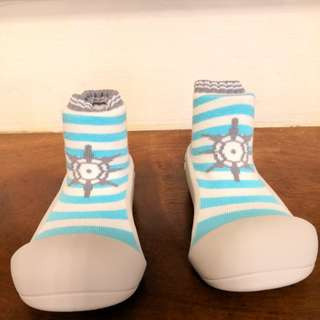 BNIB Attipas Toddler Boy Shoes