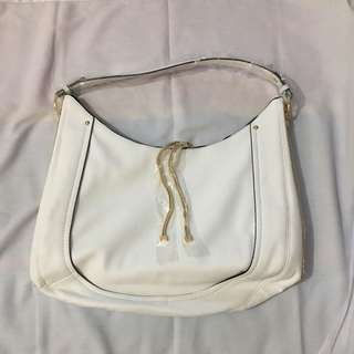 Authentic Aldo White Bag