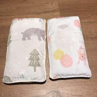 Korean buckwheat pillow