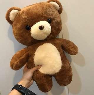 🚚 熊熊娃娃