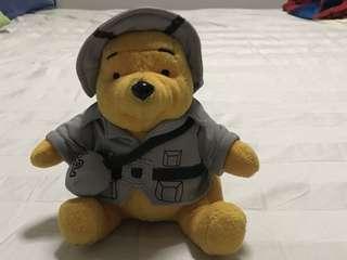 Disney Winnie the Pooh Safari Plush toy