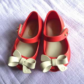 Mini melissa ultragirl bow II S5