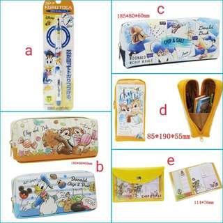 (訂購) Disney 迪士尼 Chipndale 大鼻鋼牙, Donaldduck 唐老鴨 - items