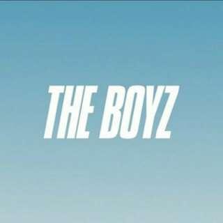 [PO] THE BOYZ 2ND MINI ALBUM - THE START
