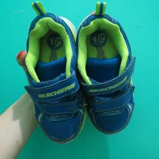 Sketcher Baby Shoes