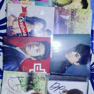 Kathryn Bernardo and DJP Albums