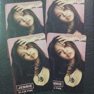 Blackpink Jennie set
