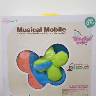 Next x musical mobile