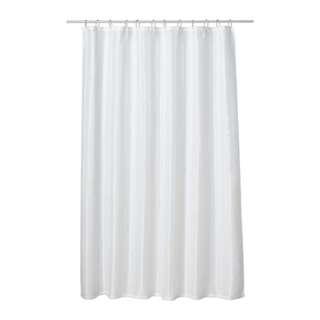 [IKEA] SALTGRUND Shower Curtain / White