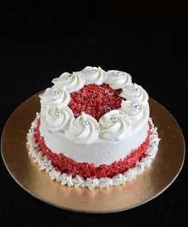Red Velvet 8-inch Cake