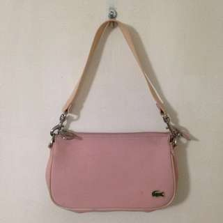 Lacoste New Classic 38 Candy Floss Pink Bag