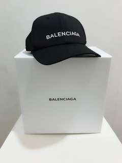 🆕👱♂️👱♀️🎉🛍 SALE!! Authentic BALENCIAGA Cap (Promotion ends 31/3/18)
