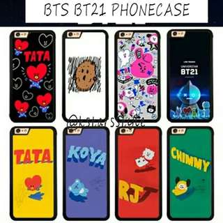 209 BTS BT21 PHONECASE. 💫