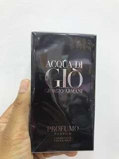 ACQUA DI GIO Profumo - 75ml authentic