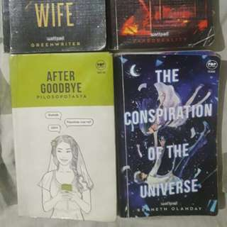 Pop Fiction Bundle for 200 Preloved