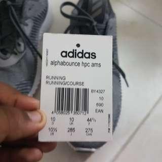Adidas alphabounce hps ams UK10