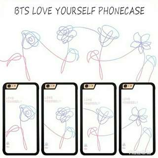 205 BTS LOVE YOURSELF PHONECASE. 💫
