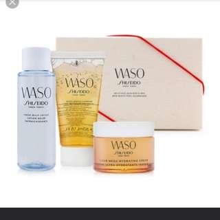 BNIB Shiseido Waso Delicious Skin Bento Box
