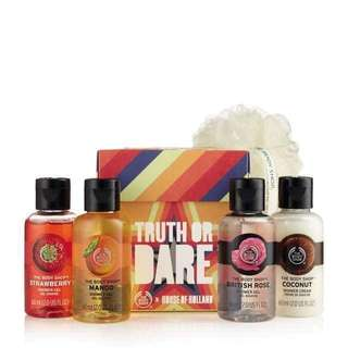 Truth or Dare - The Body Shop x House of Holland