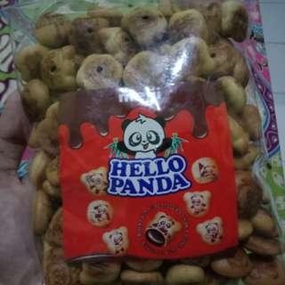 Hello panda