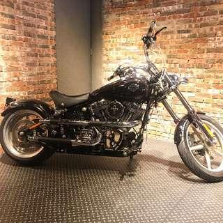 2010年 哈雷 Harley Davidson FXCWC Rocker C 搖滾C 太古車 可分期 免頭款