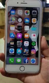 iPhone 8 Plus 64 GB Gold - Globe Locked