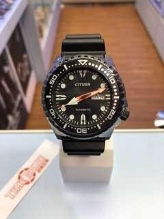 CITIZEN NH8385-11E(機械自動錶)