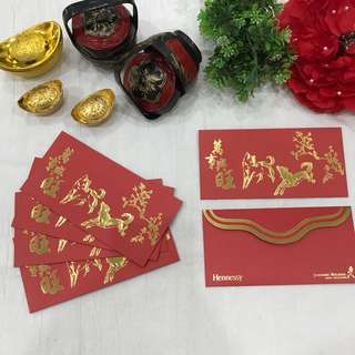 2018 Hennessy_ Johnnie Ang Pow Packet | Ang Pao
