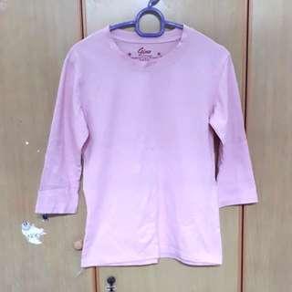 Muslimah long-sleeve blouse
