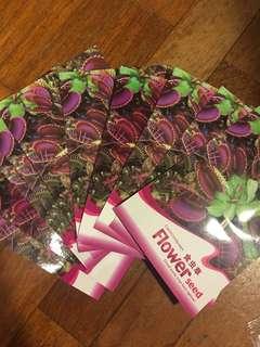 Venus Flytrap 捕蝇草 Plants seed (10 packets)