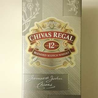 芝華士12年(CHIVAS REGAL)