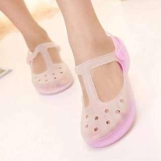 Crocs Inspired Slip On Sandals