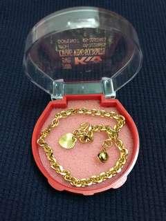 Rantai emas/ Bracelets korean gold