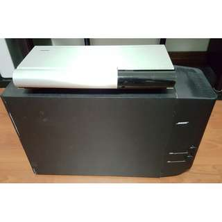 Faulty Bose Subwoofer + Faulty Player (Includes a 6 CD changer)
