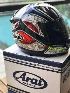 Arai Helmet Full Face Helmet QUANTUM-J NAKANO