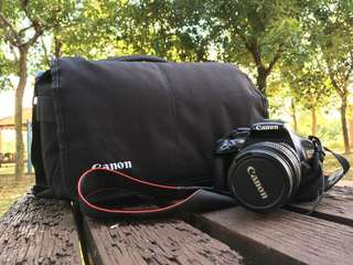 Canon 1100D kit set