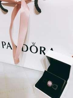 Pandora mix colour charm