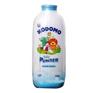 Kodomo baby powder