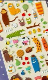 Cute Animals Sticker