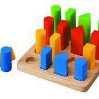 Geometric Blocks