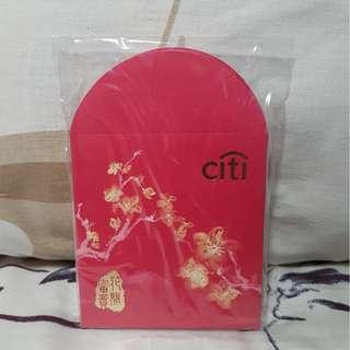 Citi Bank Red Packet (Hong Kong) 25 Pieces