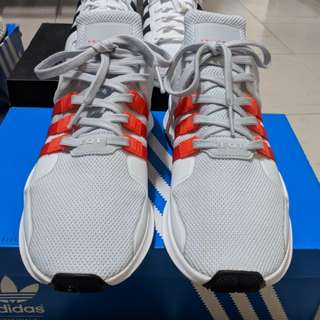 "Adidas EQT Support ADV ""Bold Orange"""