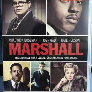 MARSHALL DVD