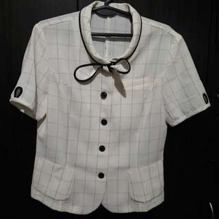Repriced! Formal Blouse