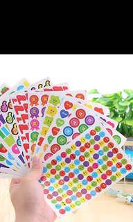 Stickers 10-in-1