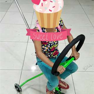 Baby Walker New Style