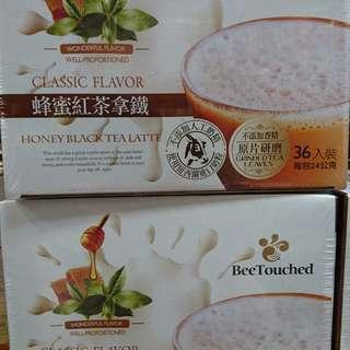 蜂蜜紅茶拿鐵